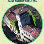plan de ville Saint Antonin