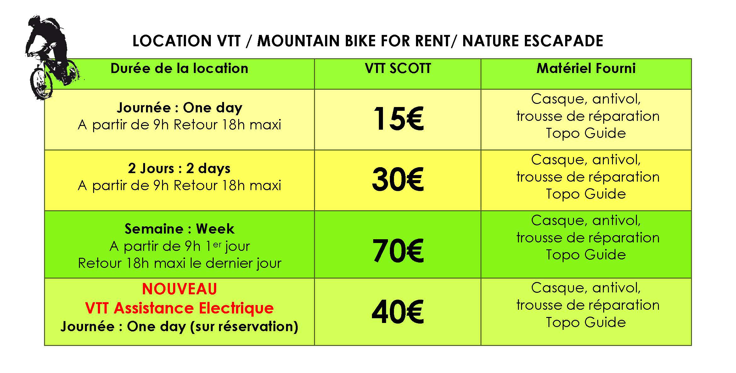 tarif-location-VTT-Nature-Escapade-2016